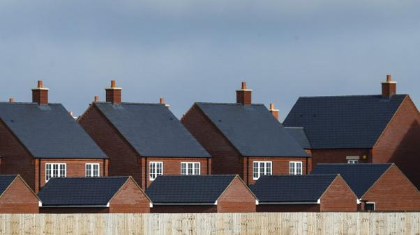Number of new homes in England nears pre-crisis high