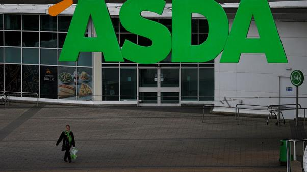 Sales growth at Walmart's Asda slows in latest quarter