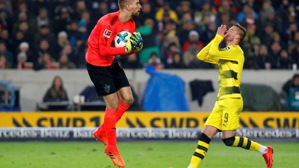 Dortmund sink deeper into crisis with loss at Stuttgart