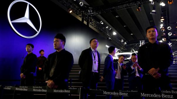 Daimler to invest 5 billion yuan in China for electric car, battery production -executive