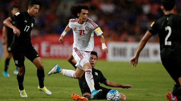 Abdulrahman makes shortlist for Asian player award