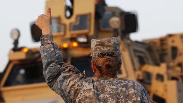 مجندة بالجيش الأمريكي - أرشيف رويترز