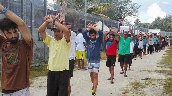 اتحاد أطباء استراليا يطلب دخول مركز للاجئين في بابوا غينيا الجديدة