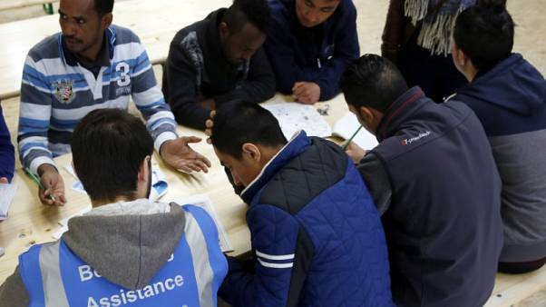 Swiss stop seizing income from asylum seekers to pay for upkeep