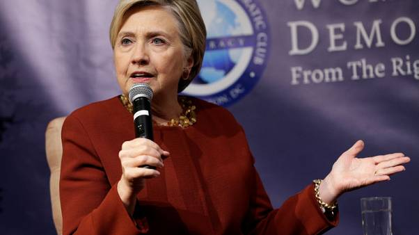 U.S. Justice Department eyes spring to release findings on FBI handling of Clinton email probe