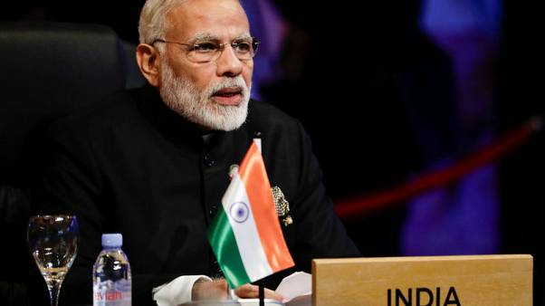 India's Modi remains overwhelmingly popular, says Pew poll