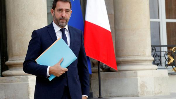 French president's party hit by defections as it picks leader