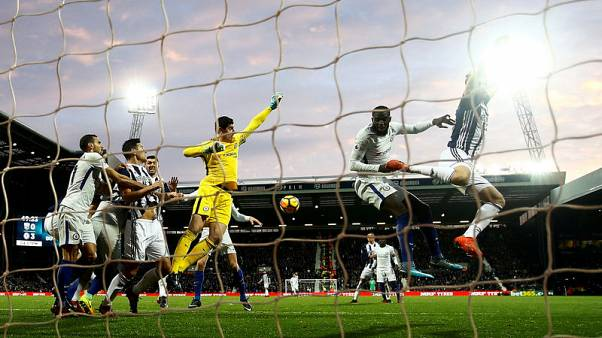 Chelsea hammer West Brom 4-0
