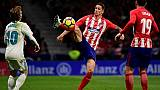 Pas de vainqueur dans le derby madrilène entre l'Atletico de Fernando Torres et le Real de Luca Modric au Metropolitano, le 18 novembre 2017
