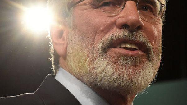 جيري آدامز يعتزم التخلي عن زعامة حزب شين فين بايرلندا