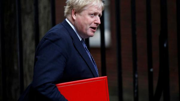 Johnson - Russia veto of chemical weapons inquiry 'appalling'