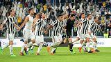 يوفنتوس ينجو من مأزق ليقترب من لقب الدوري الايطالي