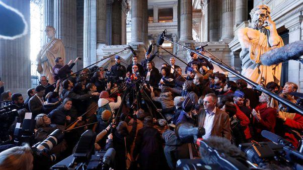 Belgian judge defers ruling on warrant for ex-Catalan leader - lawyer