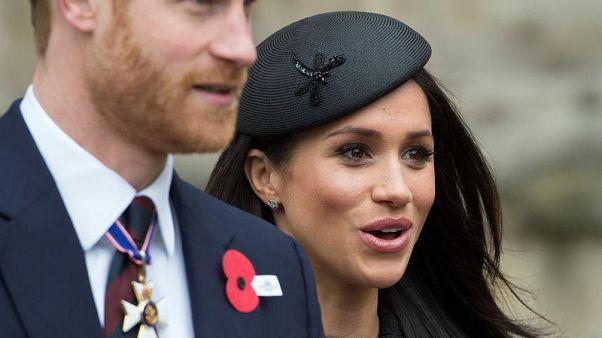 الأمير هاري وميجان يطلبان من أسقف أمريكي إلقاء كلمة في حفل زفافهما