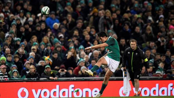 Ireland look to put down early Six Nations marker