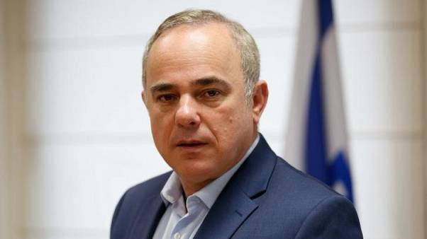 FILE PHOTO - Israel's Energy Minister Yuval Steinitz poses for a photograph during an interview with Reuters, in Jerusalem November 16, 2016. REUTERS/Ronen Zvulun