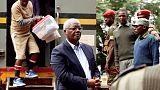 استمرار حبس وزير المالية السابق في زيمبابوي على ذمة المحاكمة
