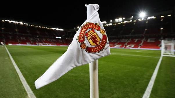 Britain Football Soccer - Manchester United v Hull City - EFL Cup Semi Final First Leg - Old Trafford - 10/1/17 General view of a corner flag at Old Trafford Action Images via Reuters / Jason Cairnduff Livepic