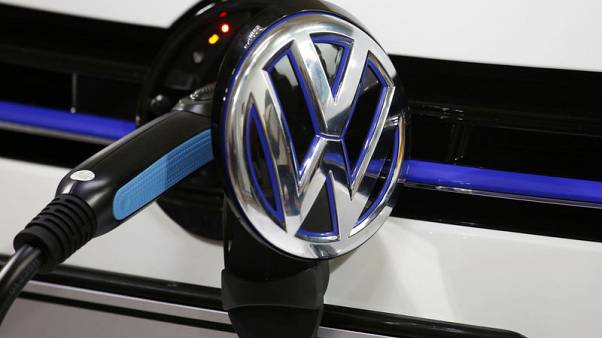 VW raises 2020 sales outlook on emerging-market growth, SUVs