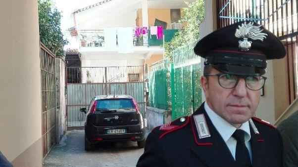 I carabinieri stanno cercando figlio coppia non reperibile