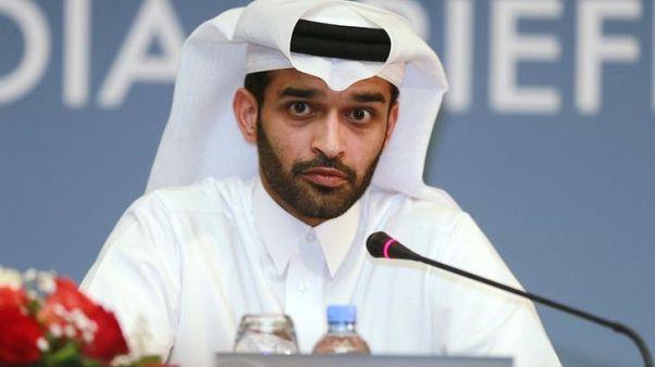 حسن الذوادي الأمين العام للجنة العليا للمشاريع والإرث في قطر - صورة من أرشيف رويترز