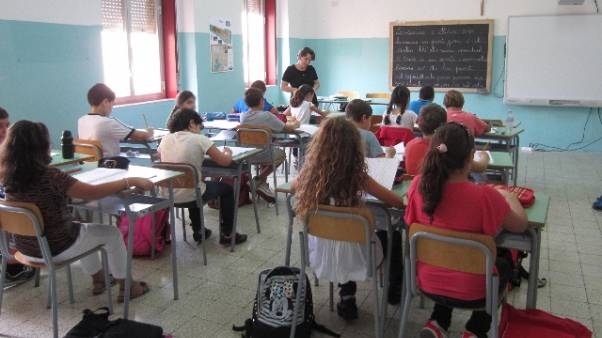 Cagliari,chiusa 2 giorni scuola allagata