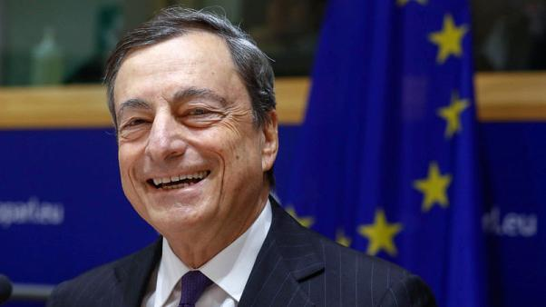 Easy ECB policy needed to boost wages - Draghi
