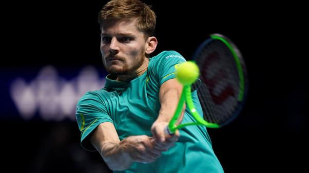 Goffin aims to ride the wave to Davis Cup glory