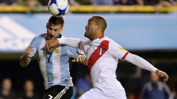 Argentina, Benedetto fuori 6-8 mesi