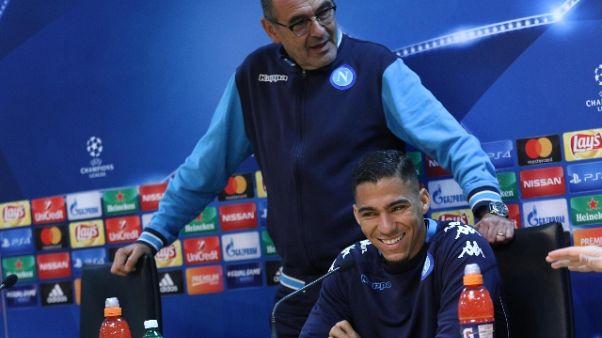 Snai: Champions, Napoli ultimo appello