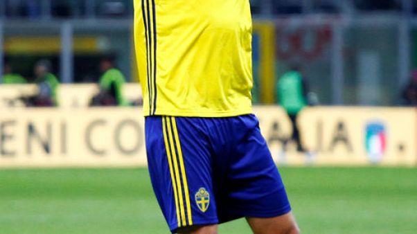 جرانكفيست ينهي 10 سنوات من سيطرة ابراهيموفيتش على لقب أفضل لاعب في السويد