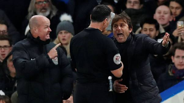 Conte charged with misconduct following dismissal