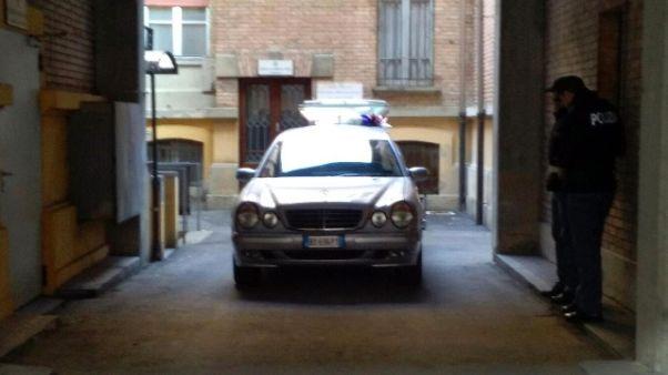 Riina: furgone salma partito da Parma