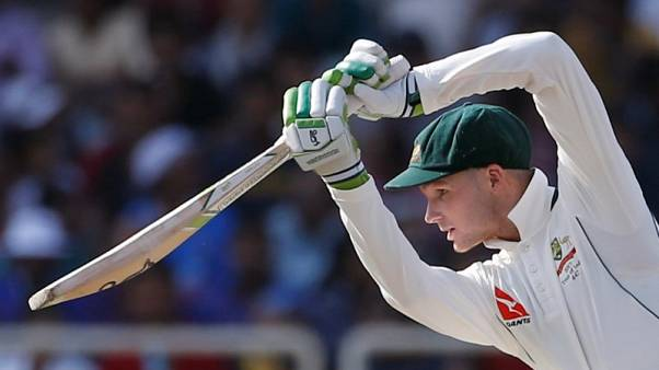 Handscomb looking forward to Barmy Army banter