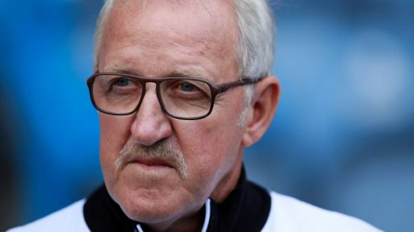 Soccer Football - Huddersfield Town vs Udinese - Pre Season Friendly - Huddersfield, Britain - July 26, 2017   Udinese manager Luigi Delneri before the match    Action Images via Reuters/Jason Cairnduff