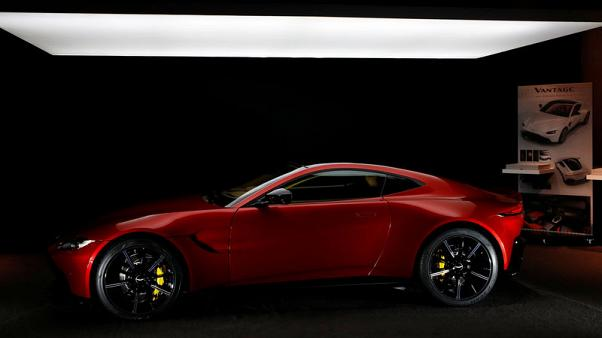 Aston Martin's turnaround plan moves up a gear with Vantage model