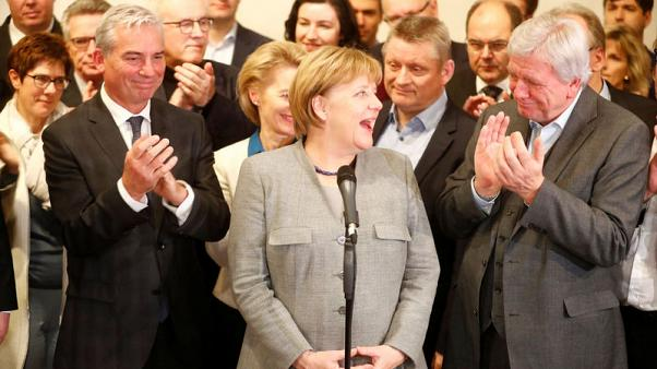 Lack of German government puts euro zone integration plans on hold