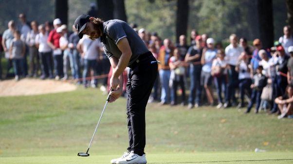 Golf: Hong Kong,rivincita Fleetwood-Rose