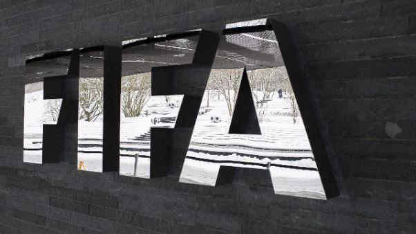 La Fifa squalifica a vita tre dirigenti