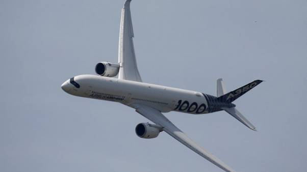 Airbus A350-1000 jetliner granted safety certification by U.S., EU watchdogs