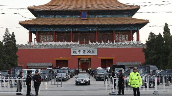 """""""Diplomazia dell'arte"""", scambio di mostre tra Pechino e S.Sede"""