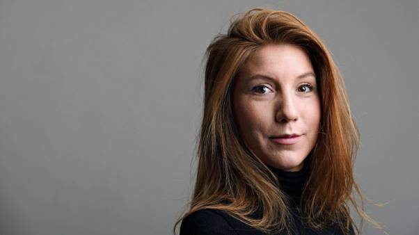 Danish divers find arm assumed to be that of dismembered journalist - police