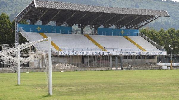 Serie B in campo contro violenza a donne