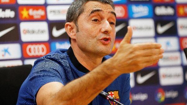 Valverde: Juve-Barca?Decisivi i dettagli
