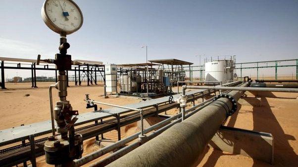 حقل للنفط في ليبيا - أرشيف رويترز
