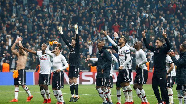 بشيكطاش يبلغ دور 16 لدوري أبطال أوروبا لأول مرة