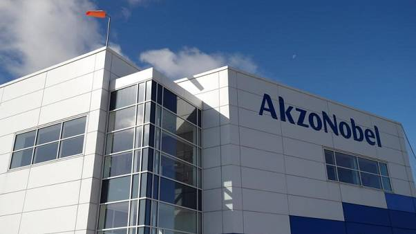 General view of the outside of AkzoNobel's new paint factory in Ashington, Britain  September 12, 2017. REUTERS/Phil Noble