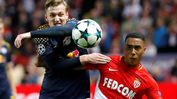 Monaco out of Champions League after Leipzig thrashing