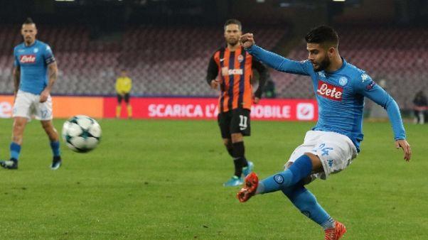 L'attaccante del Napoli: in Olanda per vincere