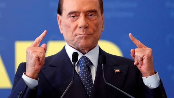 Berlusconi suggests Italian general could be next prime minister
